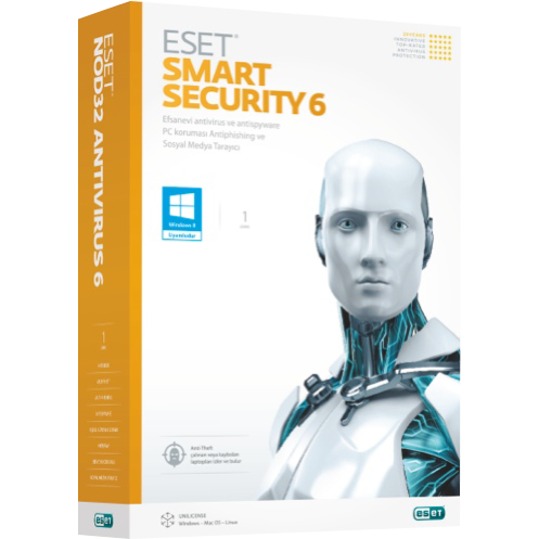 ESET Smart Security Stand. Editie 1 jr